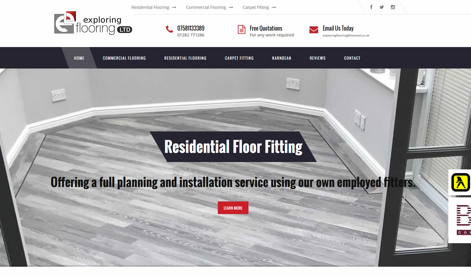 Exploring Flooring Ltd