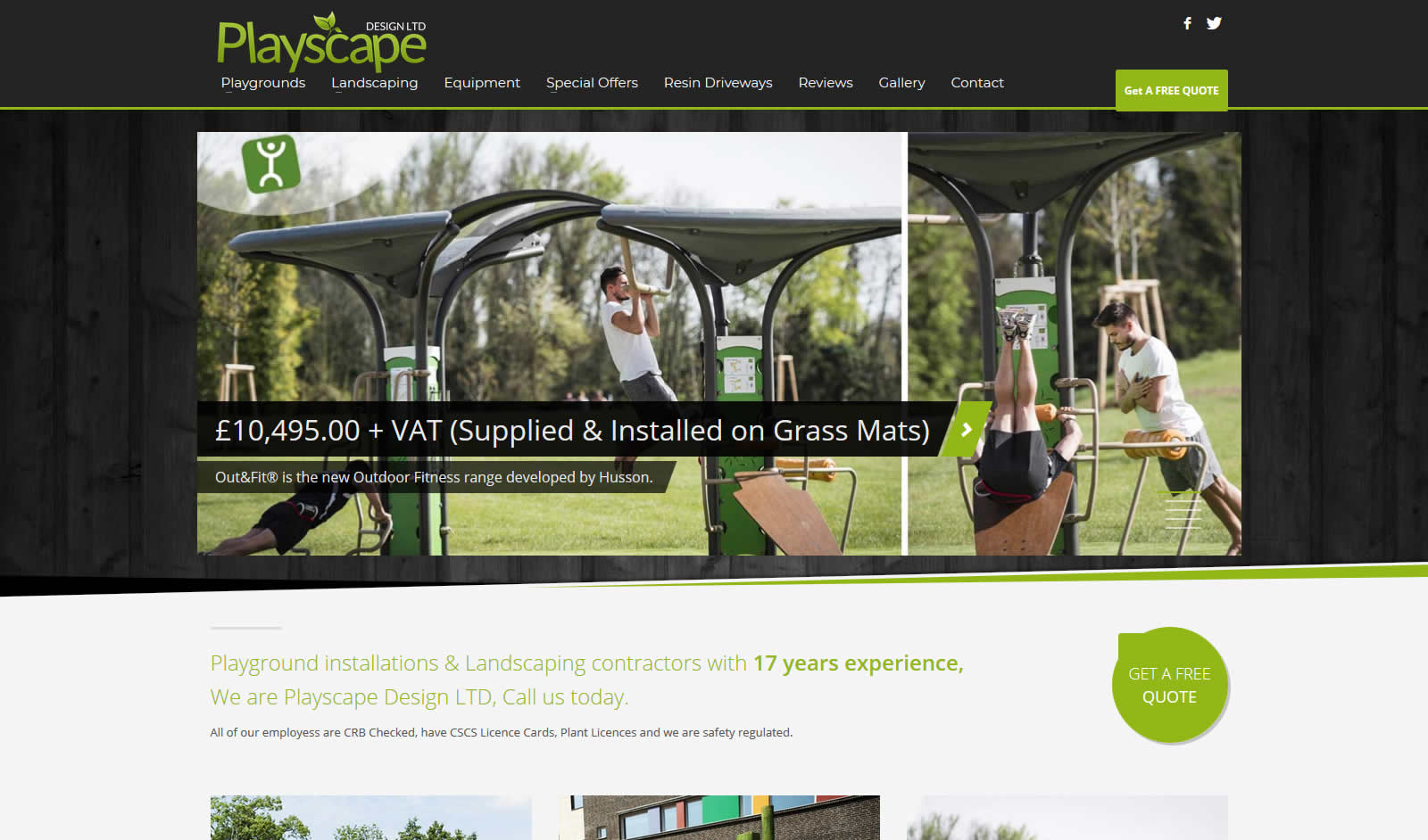 Playscape Design Ltd