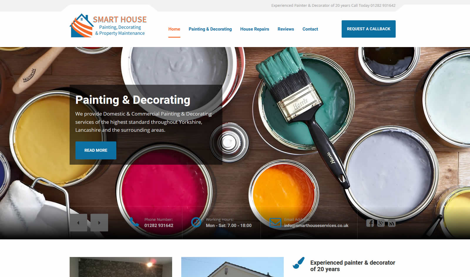 Smart House Decorating
