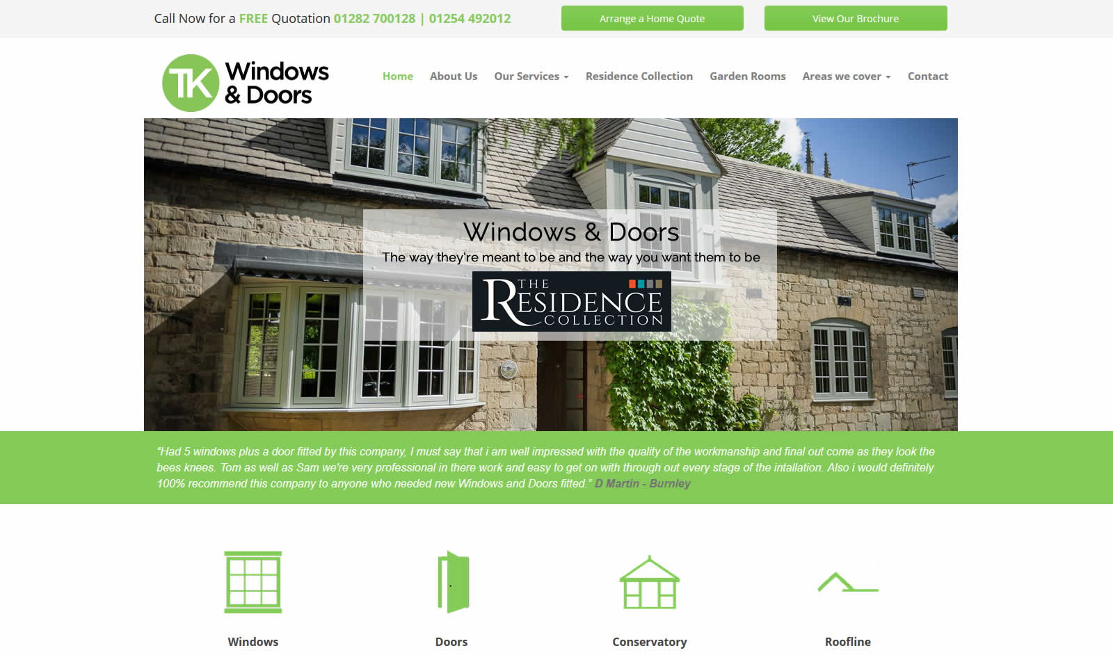TK Windows & Doors
